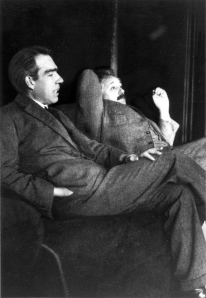 Bohr and Einstein
