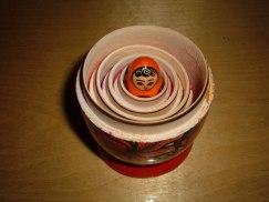 Floral_matryoshka_set_2_smallest_doll_nested